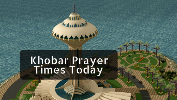 Prayer time khobar