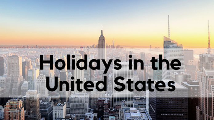 Holidays in the United States